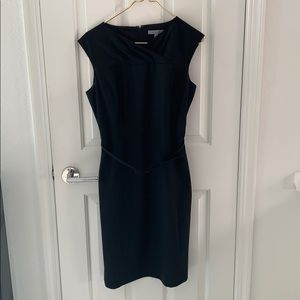 Classiques Entier black sleeveless cocktail dress